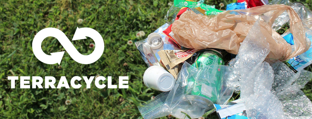 Terracycle recyling at BLAEK Store