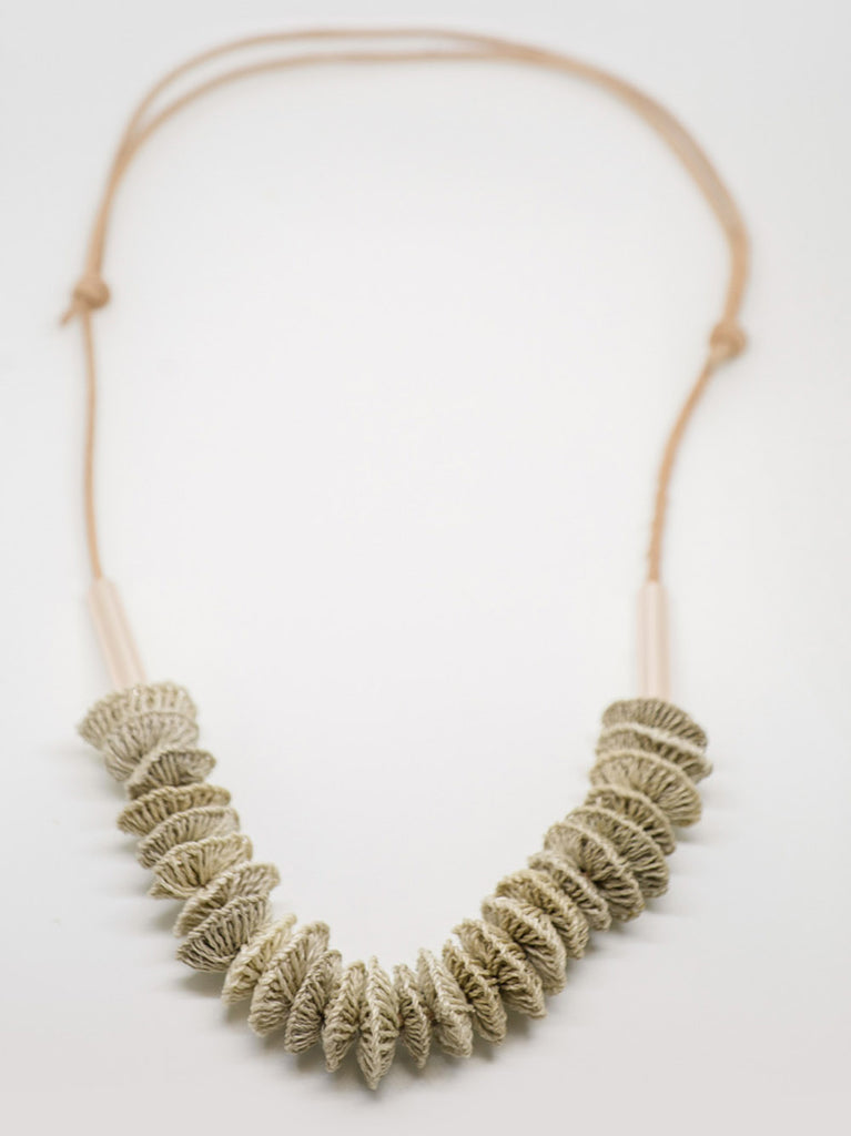 Lewa Necklace - Long Bead