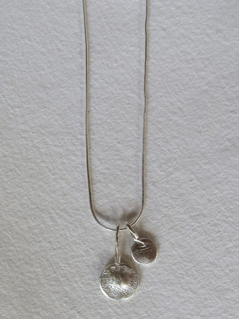 Clara Necklace - Sterling Silver