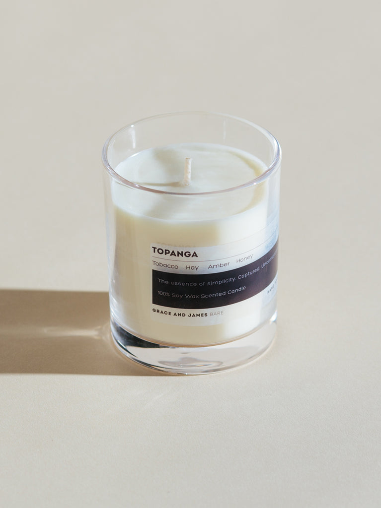 Topanga 40 Hour Candle