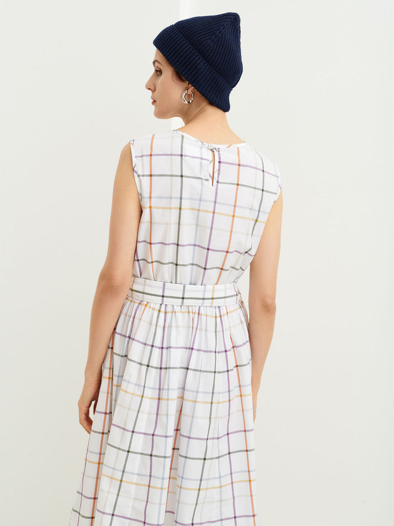 Echo Dress - Holiday Check