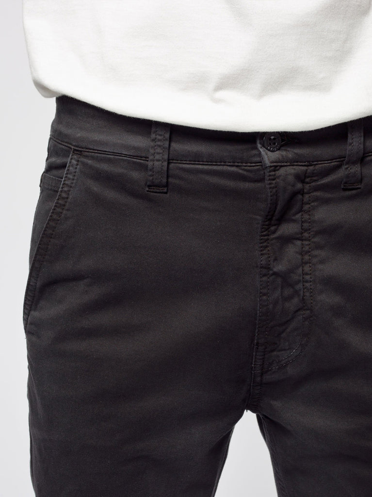 Slim Adam Pants - Black