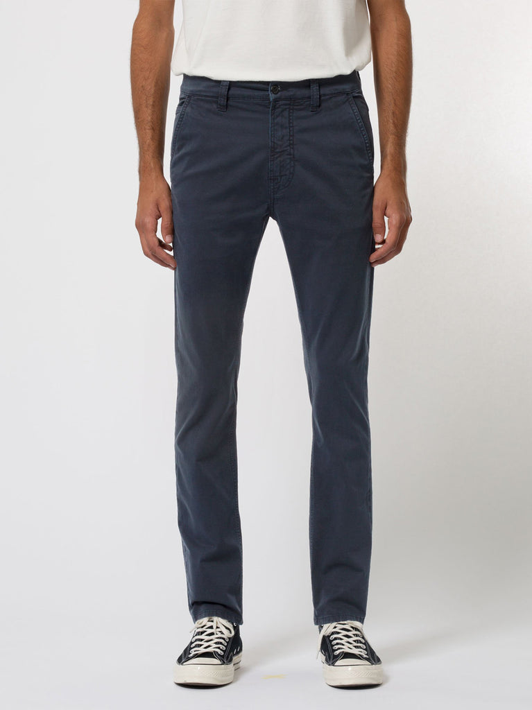 Slim Adam Pants - Dark Midnight