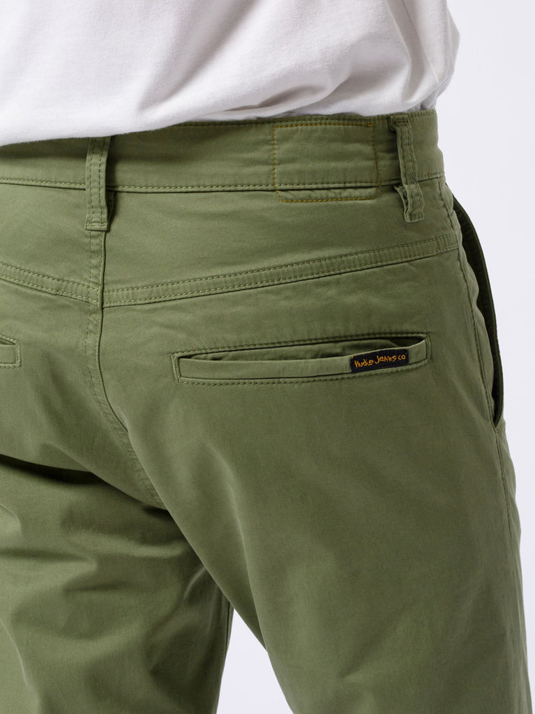 Slim Adam Pants - Green