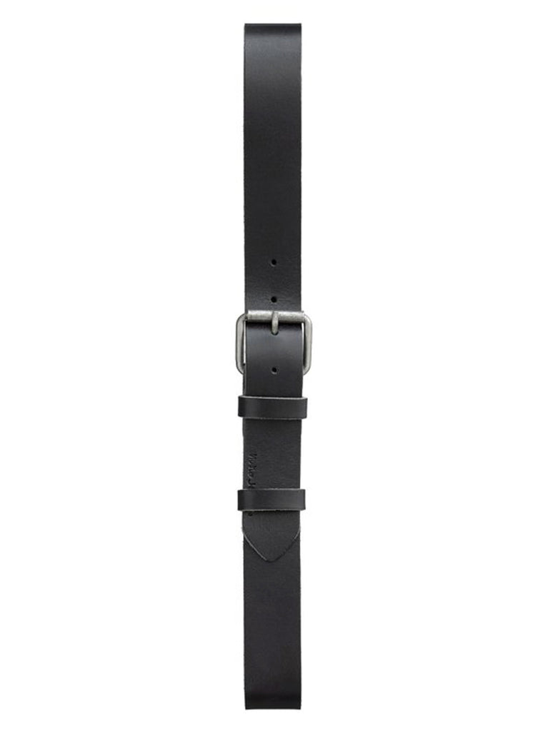 Pedersson Leather Belt - Black