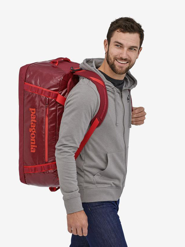 Black Hole Duffel 55L - Roamer Red