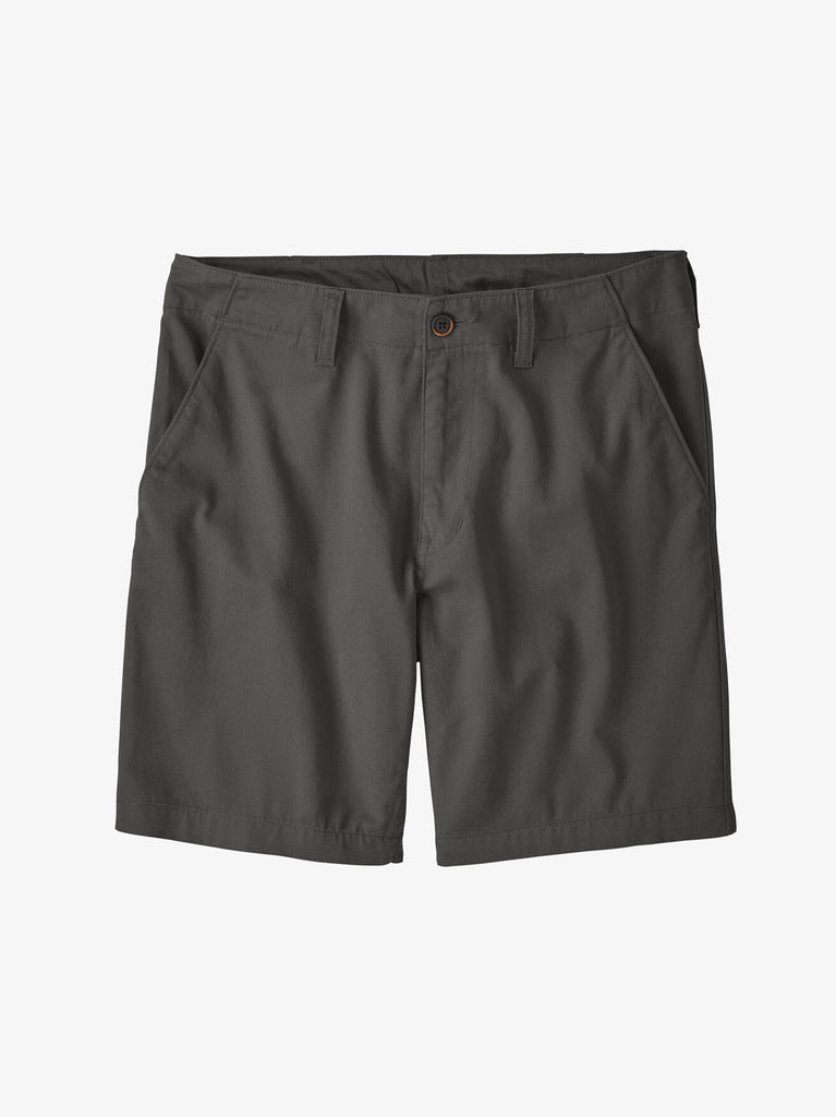 M's Four Canyon Twill Shorts - 8 in - Forge Grey