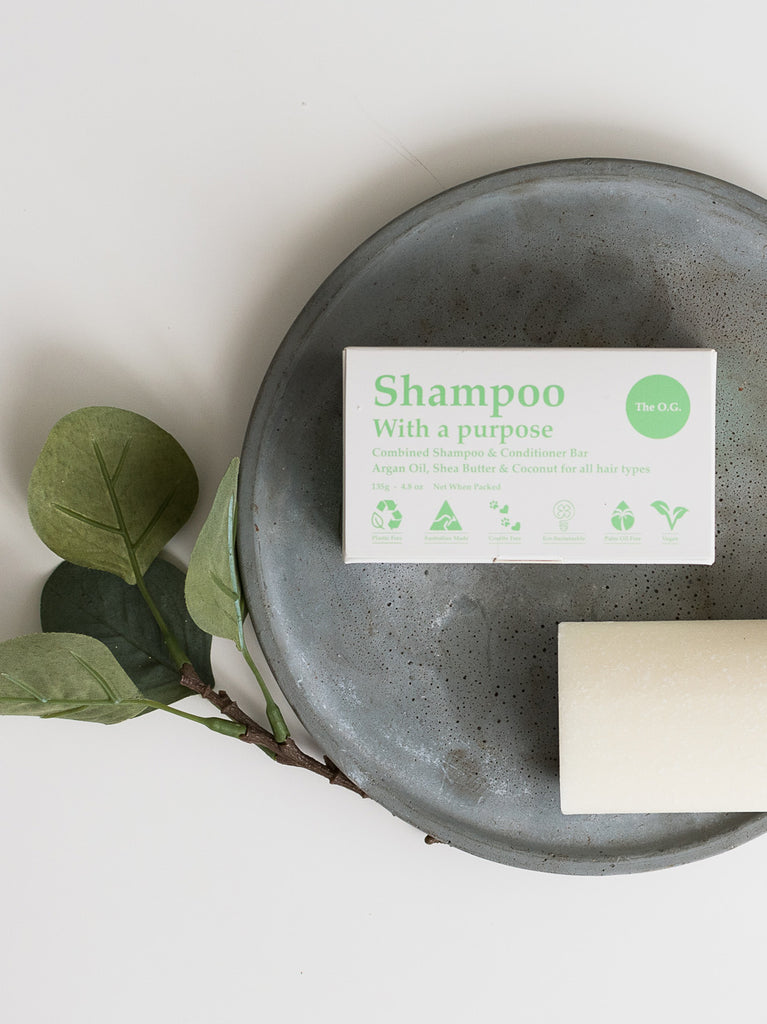 Shampoo & Conditioner Bar - The O.G