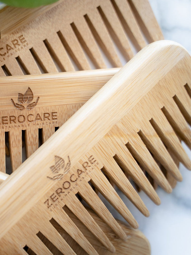 Bamboo Detangle Comb