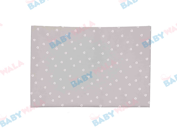 Printed Bed Size Urine Sheet  (75X55) - Grey