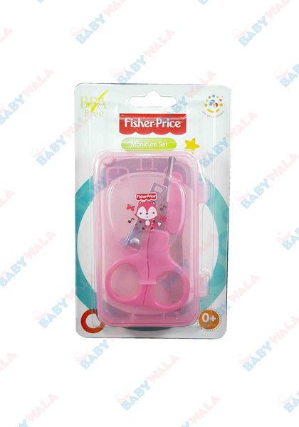 Fisher-Price Baby Manicure Set (Pink) 0M+