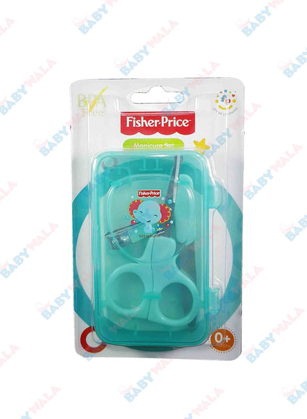 Fisher-Price Baby Manicure Set (Green) 0M+