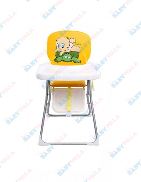 Farlin Feeding Chair Orange