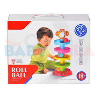 Educational Toy Rolling Balls Tower