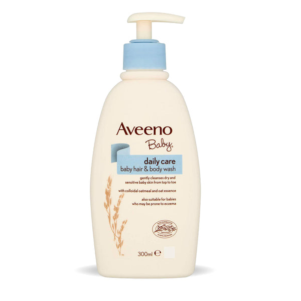 AVEENO® Baby Hair & Body Wash 300ml