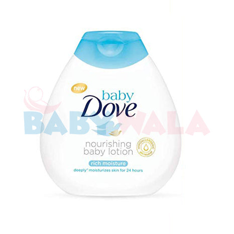 Dove Baby Lotion Rich Moisture - 200ml (UK)