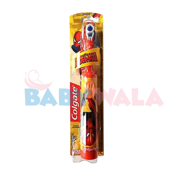 Colgate Battery Powered Toothbrush- Spiderman