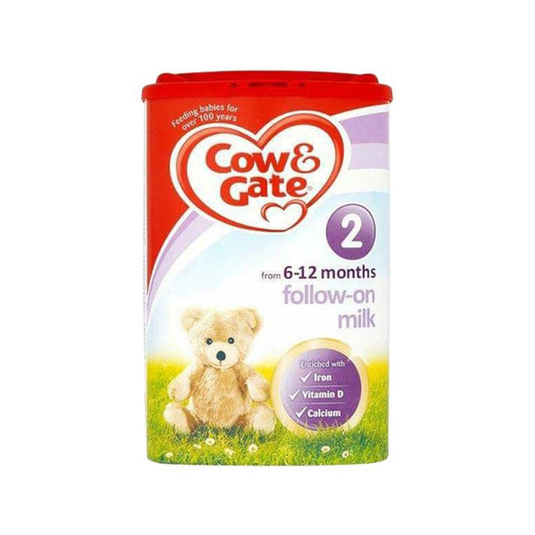 Cow & Gate 2 follow-on milk 6-12 Months - 800g