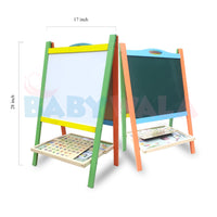 Educational Wooden Toy Writing Board (28 inch)