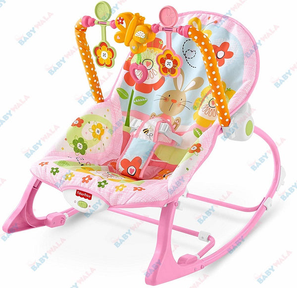 Fisher Price Infant-to-Toddler Rocker (Bunny)