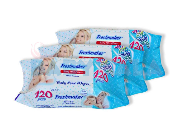 Freshmaker Wipes 360pcs (Bundle Offer)