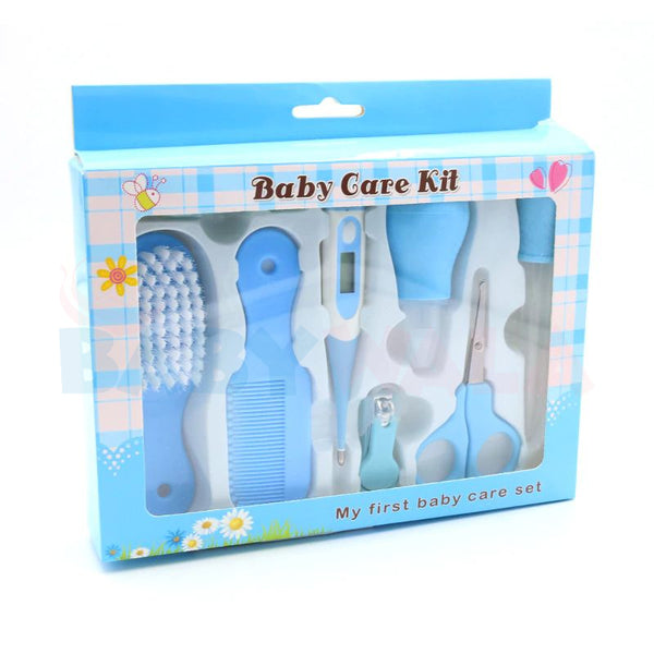 Baby Healthcare Kit (8pcs) - Blue