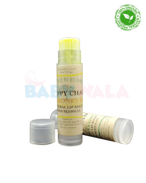 Organic Baby Lip Balm - Sidr Honey (5g) 6M+