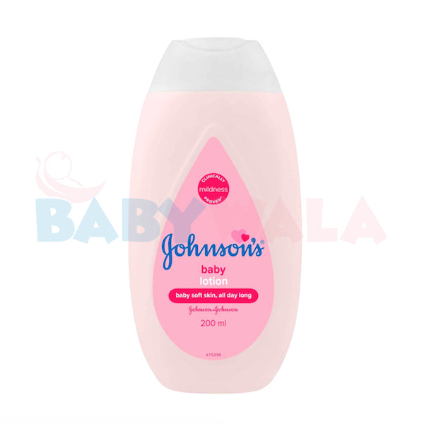 Johnson's Baby Lotion 200ml