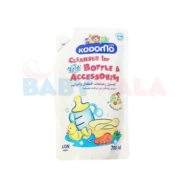 Kodomo Cleanser for Baby Bottle & Accessories (refill) 700ml