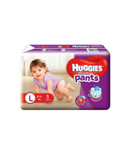 Huggies WonderPants Diapers (L) 9-14kg 5pcs (Indian)