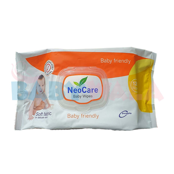 NeoCare Wet Wipes 120Pcs