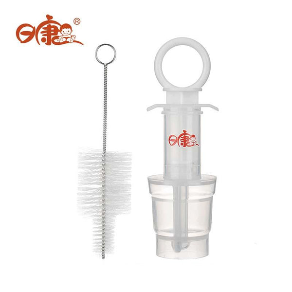 Rikang Medicine Feeder With Cleaning Brush 0m+