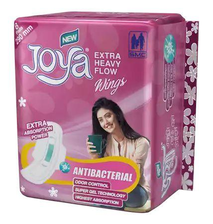 Joya Extra Heavy Flow Wings (8 pads)