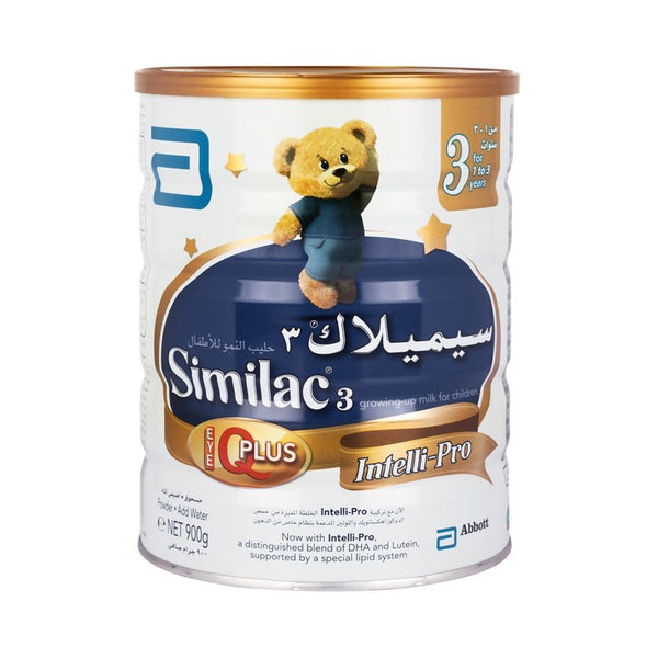 Similac 3 Growing Up Milk 1-3 years - 900g