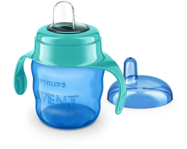 Philips Avent Sippy Cup 200ml 6M+ (Blue)