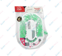 Laxson Laundry Hanger (Capsule Shaped) Green