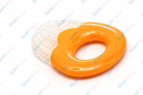 Rikang Fruit Shaped Teether- Orange
