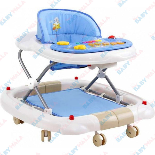 Farlin Rocking Baby Walker Blue