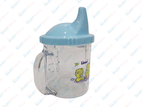 Linco Baby training Cup Step 2 240ml Blue 6M+