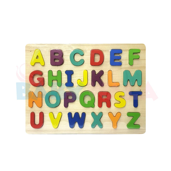 Educational Wooden Toy Plank Puzzle (30 CM)