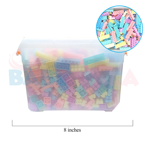 Educational Toy Building Blocks with Box (900+ Pcs)