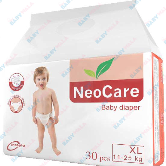NeoCare Baby Belt Diaper XL 11-25kg 30pcs