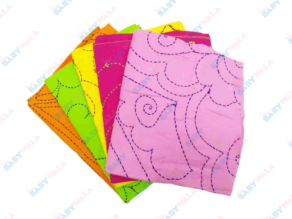 "Nakshi Katha 33""X37"" (5pcs set)"