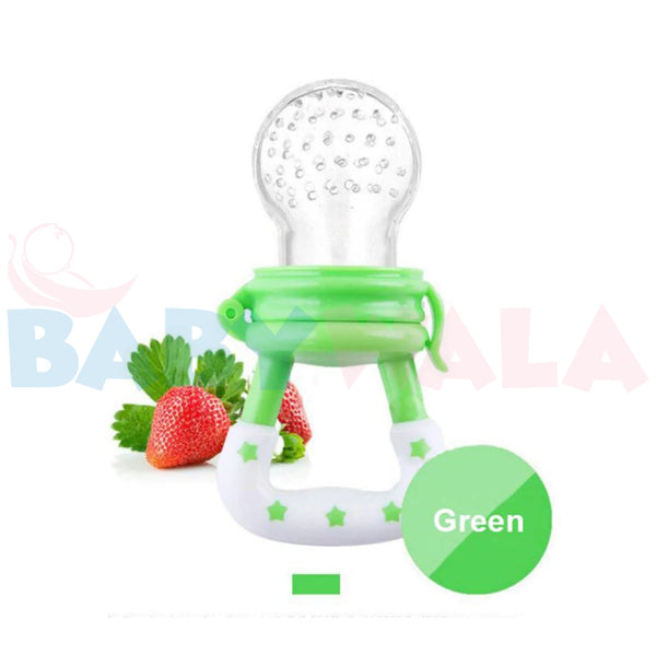 Applebear Fruit Pacifier (with cover) Green