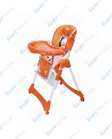 Farlin Wheeled Feeding high chair