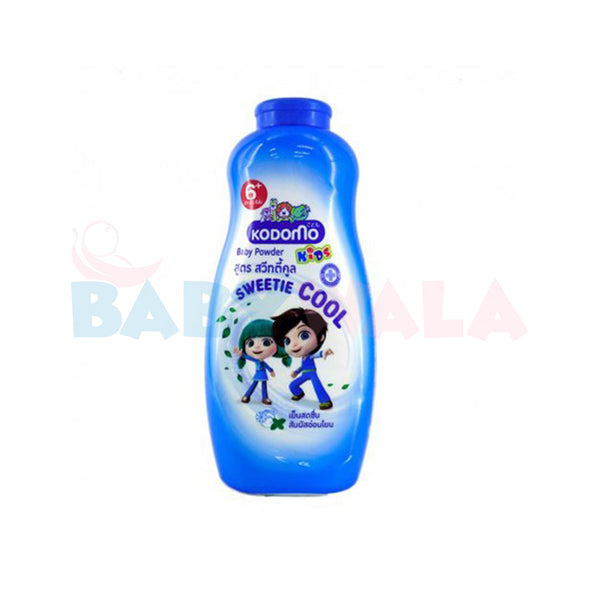 Kodomo Baby Powder Sweetie Cool 6y+ 180g