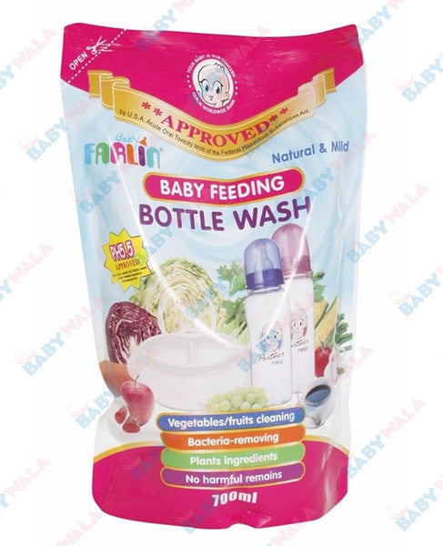 Farlin Baby Feeding Bottle wash (refill) 700ml