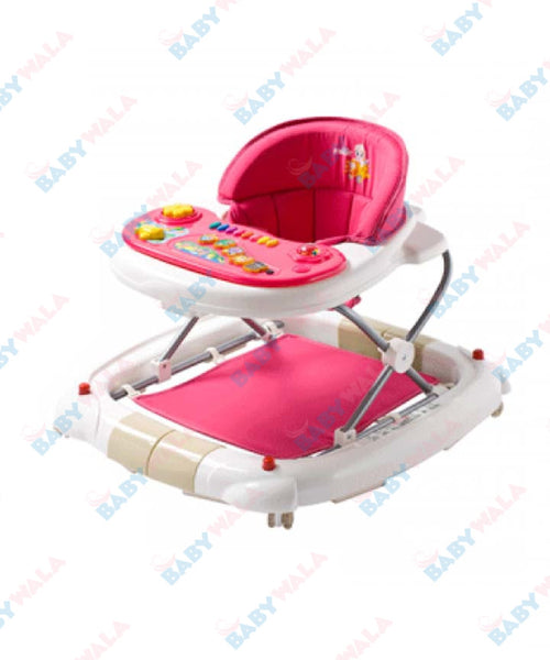 Farlin Rocking Baby Walker Pink