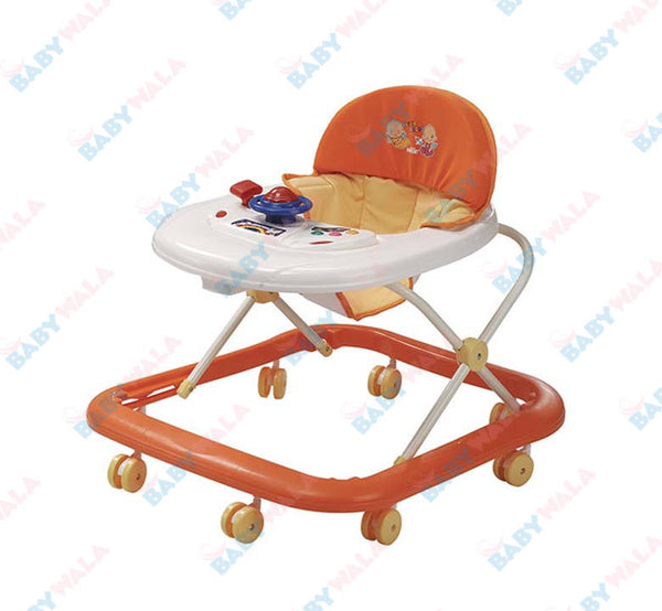 Farlin Baby Walker Orange