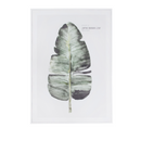 Canvas Wall Decor – Banana Leaf